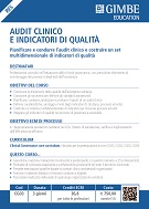 Audit clinico e indicatori di qualità