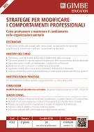 Strategie per modificare i comportamenti professionali