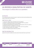 La ricerca qualitativa in sanità